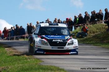 Rallye Šumava Klatovy 2012 (Vít Bezděkovský)