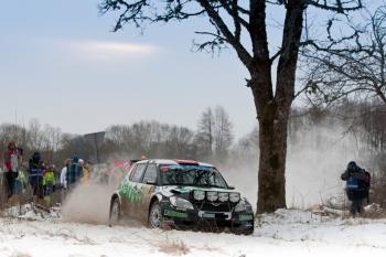 Rally Liepaja 2014 (Josef Petrů)